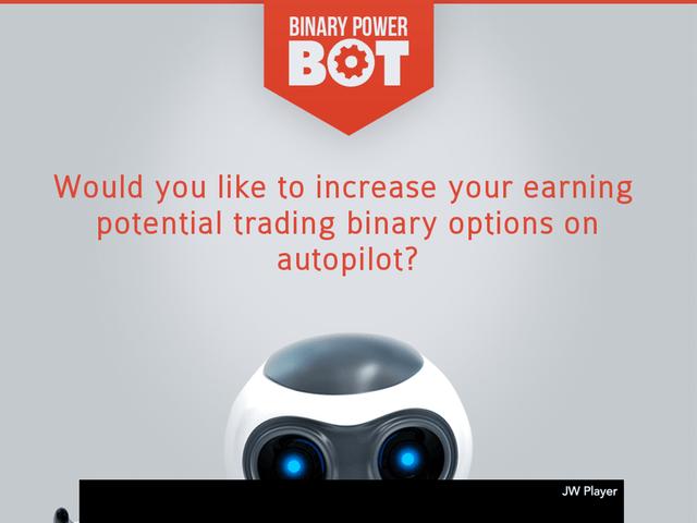 Binary options power bot