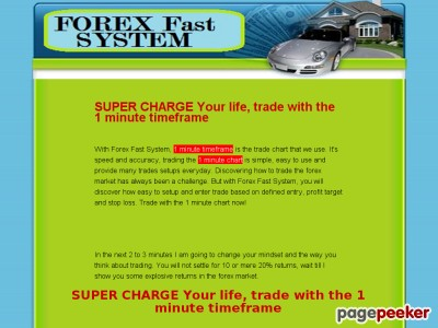 Forex Fast System