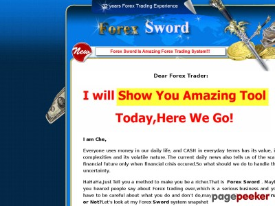 Forex Sword The Best Forex Indicator Best Forex System Make Lots Of Profits!