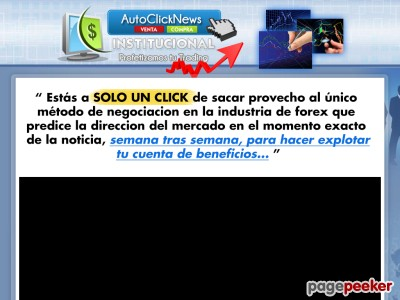 Forex news trading auto click