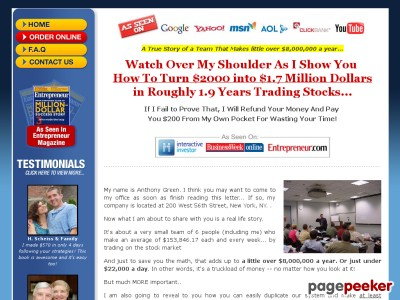 Stock Investing - Turn $1000 into $1 Million..Guaranteed! from stock trading