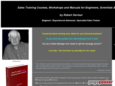 Sales Training for Engineers