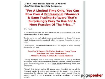 Fibonacci Trading and Gann Trading