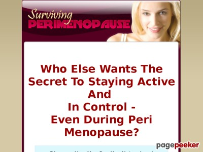 'Perimenopause: Have It, Live It, Love It!' - Get Your Copy Now!
