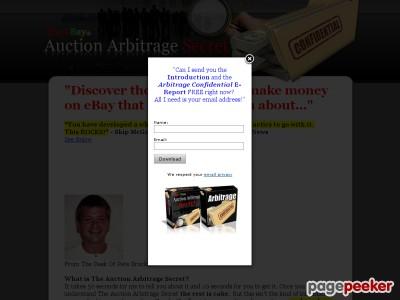 AuctionArbitrageSecret