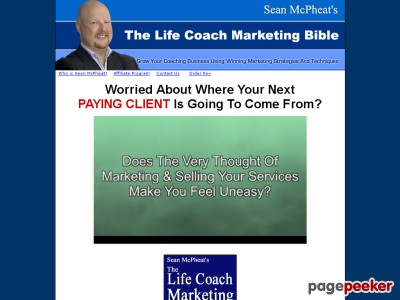 The Life Coach Marketing Bible.