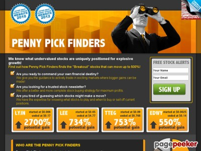 Penny Pick Finders