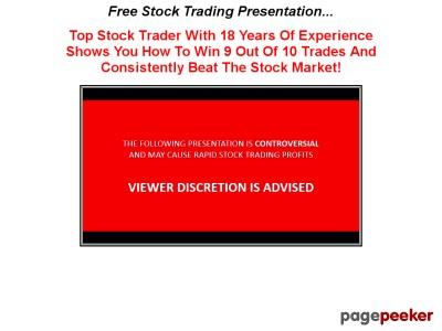 Stock Market Equalizer