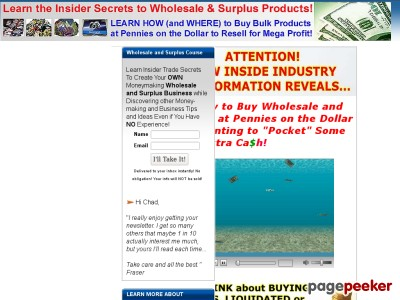 Wholesale | Surplus | Liquidators | Product Sources