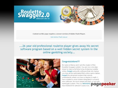 Live Wheel Roulette System - Live Wheel Roulette Software - Roulette Swagger2.0