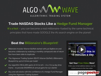 Algowave Trading System   Algorithmic Trading System — Algowave Trading System  Algowave Trading System   Algorithmic Trading System — Algowave Trading System