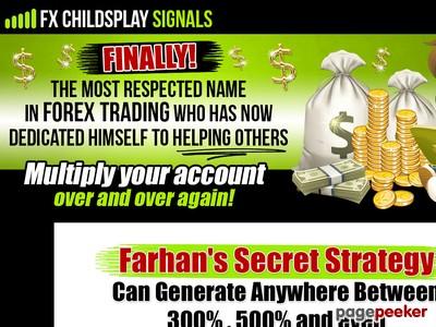 Fx Childs Play Signals  Fx Childs Play Signals
