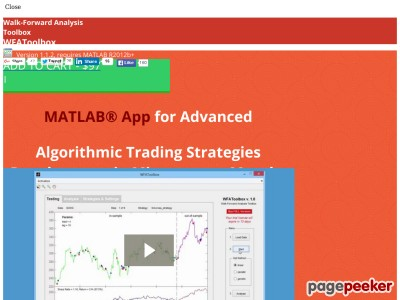 Available binary trading strategies