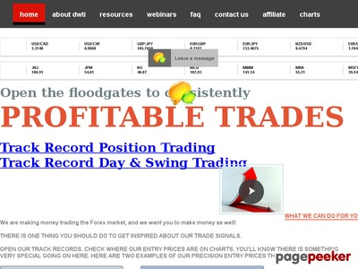 Dylan Wave | Forex | Timing Service | High Profits