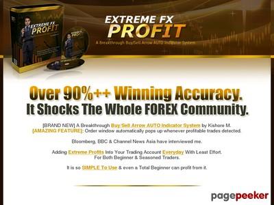 Extreme Fx Profit | Automated Forex System | Kishore M | Daily Profit System