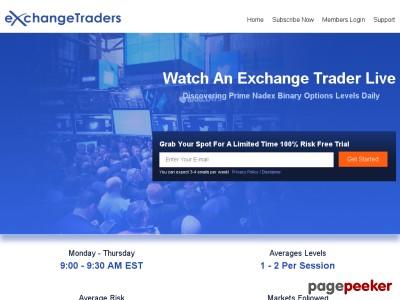 Exchange Trader