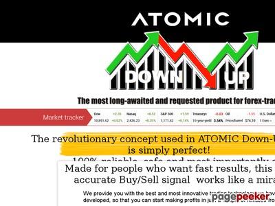 Atomique vers le bas vers le haut de meilleur indicateur Forex