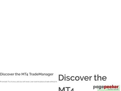 4xsoft   TradeManager