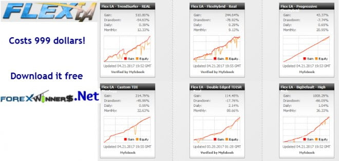 I want to share forex flex ea download