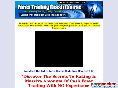 Forex Trading cours, FX Trading cours intensif