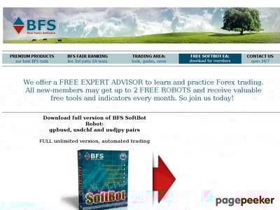 Prodotti Premium di BFS