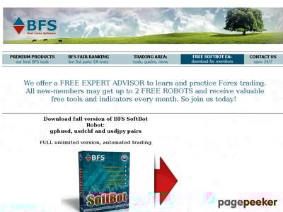 Productos Premium de BFS