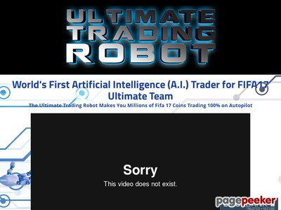 FIFA 17 Autobuyer and Autobidder OFFICIAL SITE - FUTMillionaire Trading Center — Ultimate Trading Robot