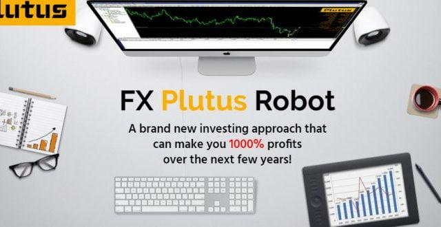 The best FX robot with low risk-Plutus Robot | Forex Winners