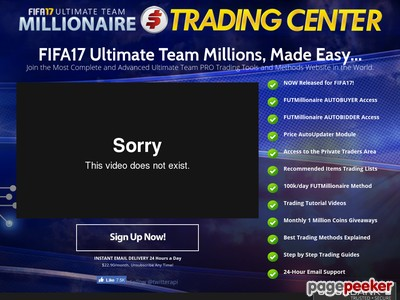FIFA 17 Autobuyer and Autobidder OFFICIAL SITE - FUTMillionaire Trading Center — FIFA 17 Autobuyer and Autobidder - Ultimate Team Millionaire Trading Center - OFFICIAL SITE