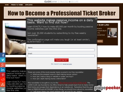How to Become a Ticket Broker 2017