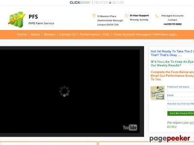 PFS Forex Signals