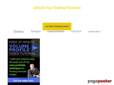 Homepage: Vol Profile