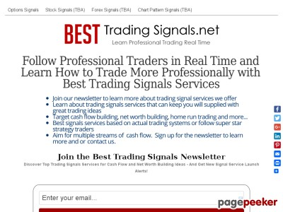 Best free forex trading signals