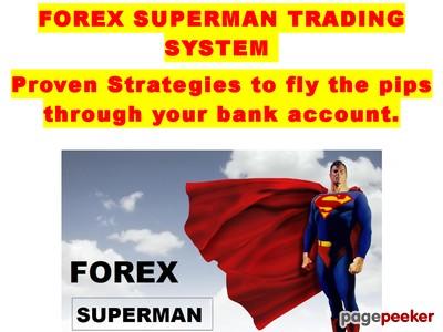 Superheros Forex System