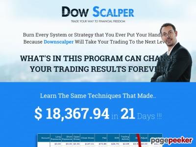 Sick Of Forex? Try Dowscalper - Dow Emini Futures System