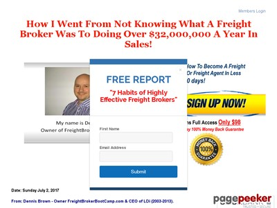 Freight Broker – BootCamp