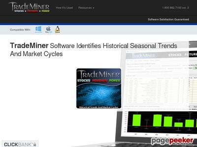 TradeMiner - Scan for Historical Market Cycles and Trends.*