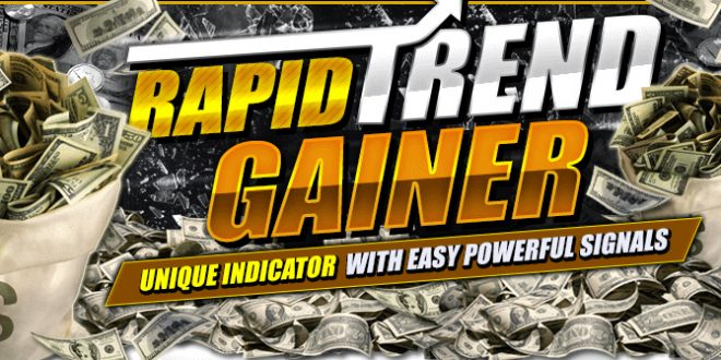 Rapid Trend Gainer-trend indicator