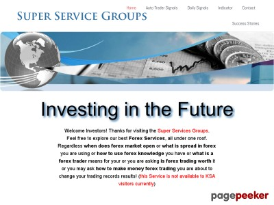Super Service Groups