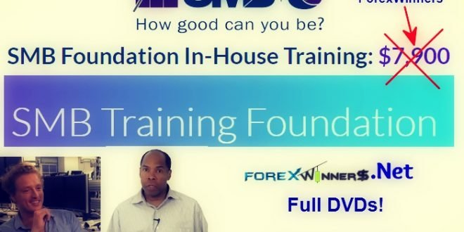 The SMB Foundation Training Program - Forex Winners | Free DownloadForex Winners