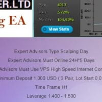 AF Scalper expert Advisor-Scalping