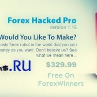 Forex hacked pro scalping EA