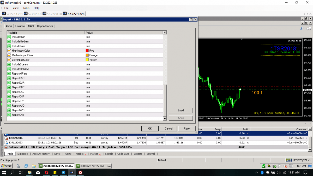 TSR V5 2018  More accurate and good scalping EA   Forex Wiki