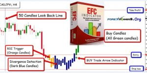 EFC indicator for accurate trade entries-Find Winning Trades 2019 | Forex Winners