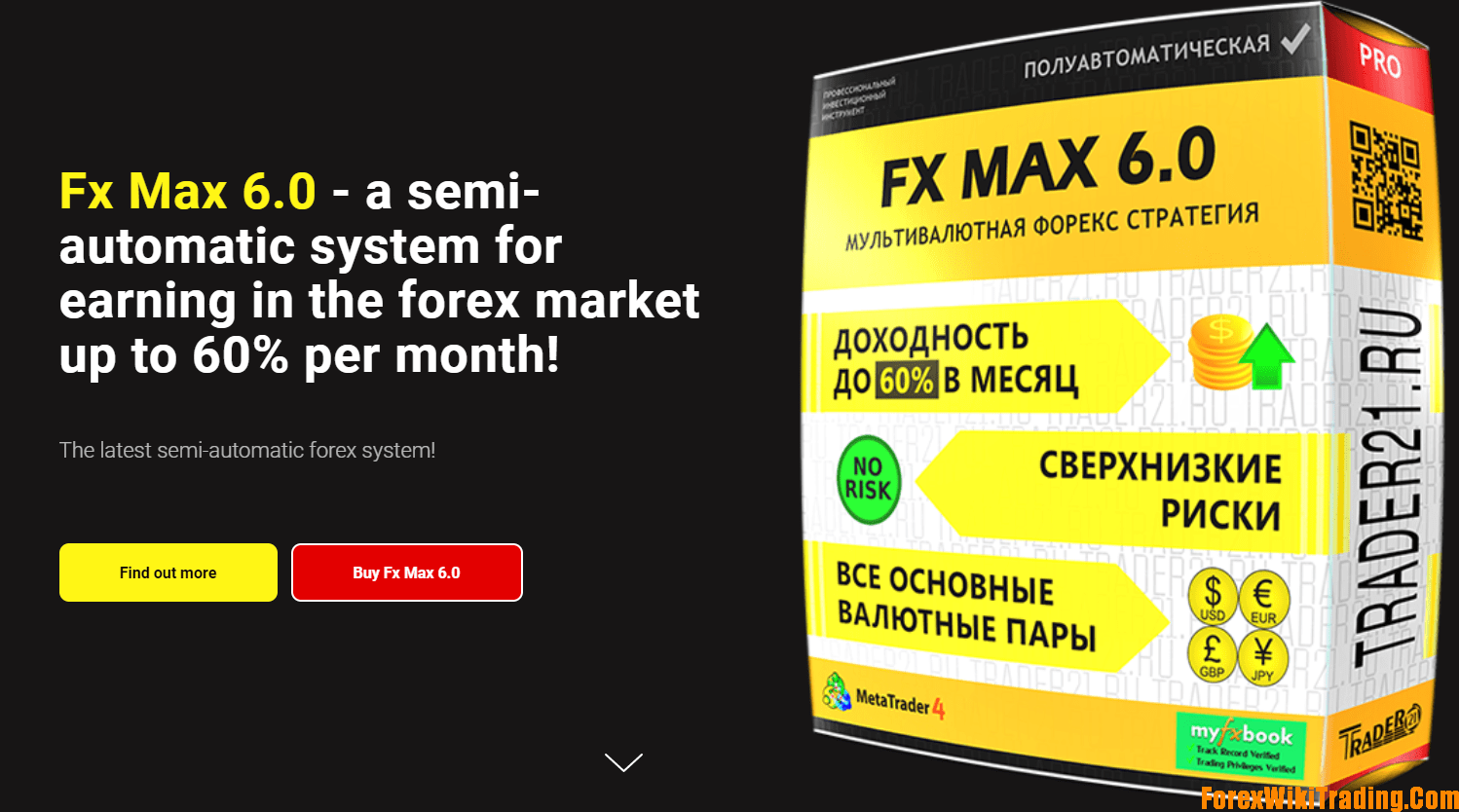 Max forex